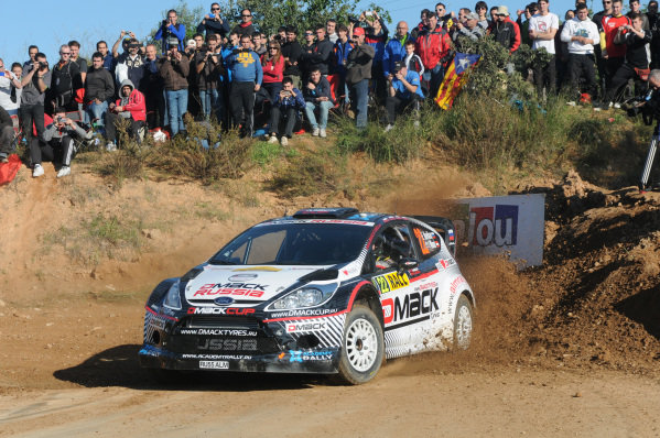 Rally de Espana, Salou, Catalunya, Spain