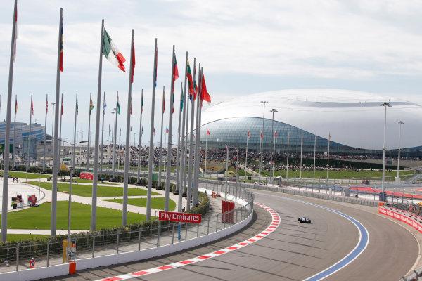 2015 GP3 Series Round 7. Sochi Autodrom, Sochi, Russia. Sunday 11 October 2015. Jimmy Eriksson (SWE, Koiranen GP)  World Copyright: Zak Mauger/LAT Photographic ref: Digital Image _MG_3628