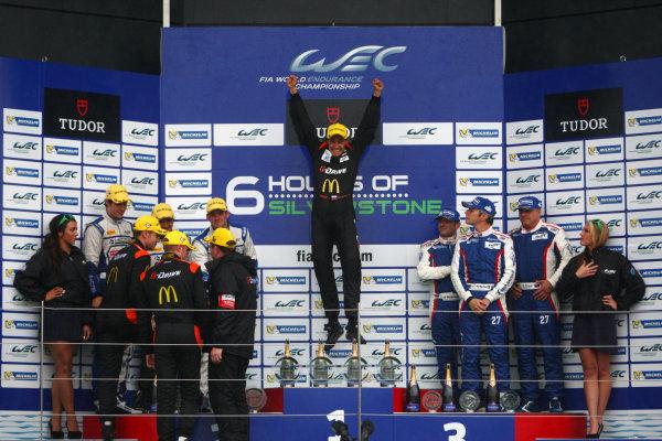 2014 FIA World Endurance Championship,Silverstone, Northants. 18th-20th April 2014,G-DRIVE RACING MORGAN - Nissan Roman RUSINOV World copyright. Ebrey/LAT Photographic