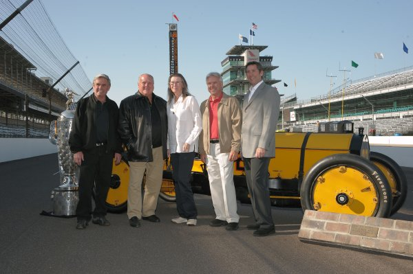 4-25 May 2008, Indianapolis, Indiana, USA.