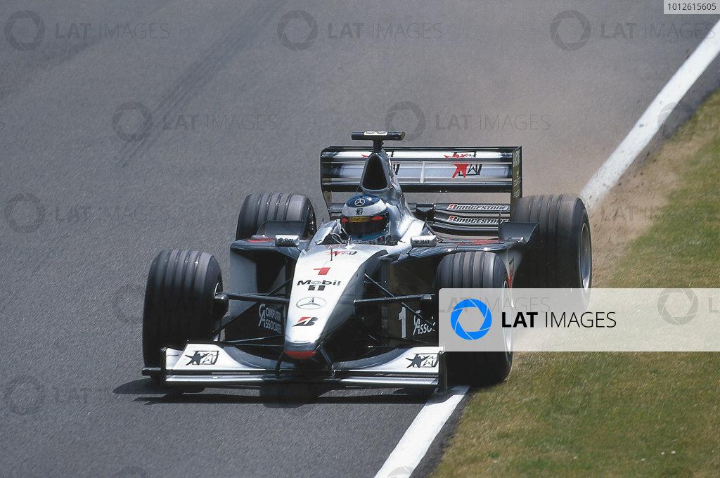 1999 British Grand Prix.