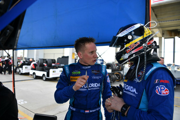 2017 WeatherTech SportsCar Championship - IMSA February Test Sebring International Raceway, Sebring, FL USA Friday 24 February 2017 90, Multimatic Riley, P, Marc Goossens, Renger Van Der Zande World Copyright: Richard Dole/LAT Images ref: Digital Image RD_2_17_188