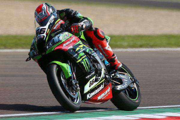 Tom Sykes, Kawasaki Racing.