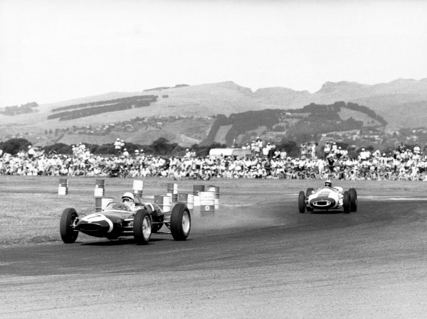 Christchurch, New Zealand. 20th January 1962.