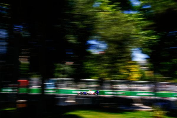 2017 FIA Formula 2 Round 4. Baku City Circuit, Baku, Azerbaijan. Sunday 25 June 2017. Sergio Canamasas (ESP, Trident)  Photo: Andy Hone/FIA Formula 2. ref: Digital Image _ONY9948