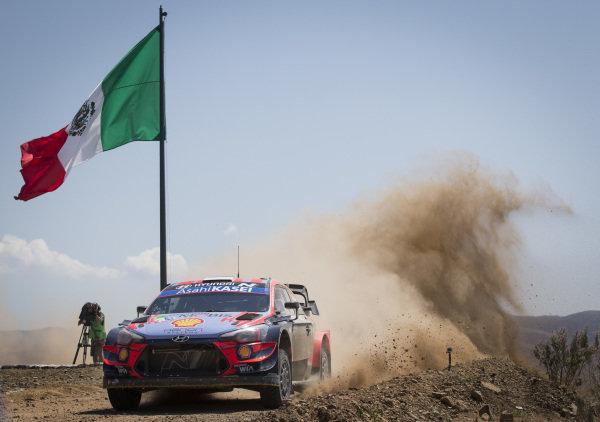 Ott T?nak (EST), Hyundai World Rally Team, Hyundai i20 Coupe WRC 2020