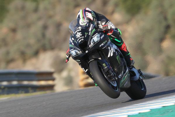 Leon Haslam, Kawasaki Racing.
