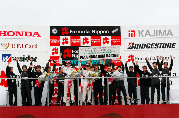 2002 Formula Nippon Championship