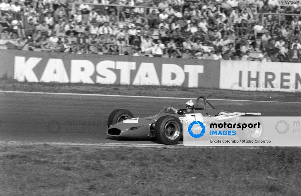 Ernesto Brambilla, Brabham BT30 Ford.