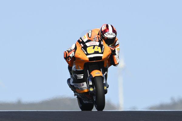 Bo Bendsneyder, RW Racing GP.