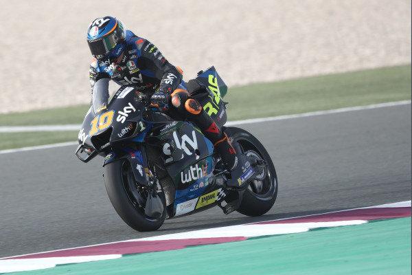 Luca Marini, Esponsorama Racing .