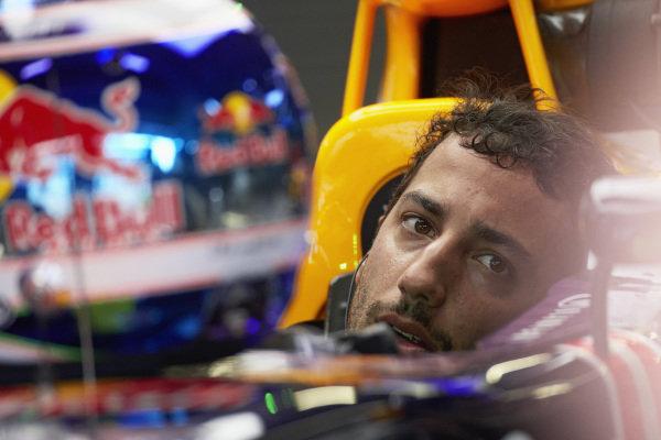Daniel Ricciardo, Red Bull.