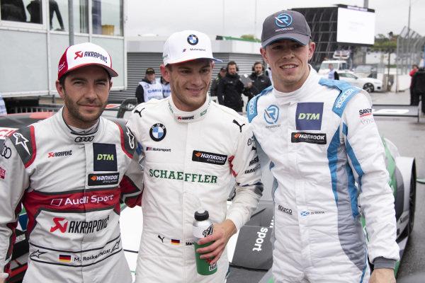 Paul Di Resta, R-Motorsport, Marco Wittmann, BMW Team RMG