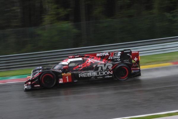 #1 Rebellion Racing Rebellion R-13 - Gibson: Neel Jani, Andre Lotterer, Bruno Senna
