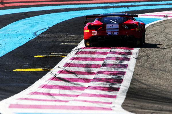 #51 Ferrari F488 GTE / LUZICH RACING / Alessandro Pier Guidi / Nicklas Nielsen / Fabien Lavergne