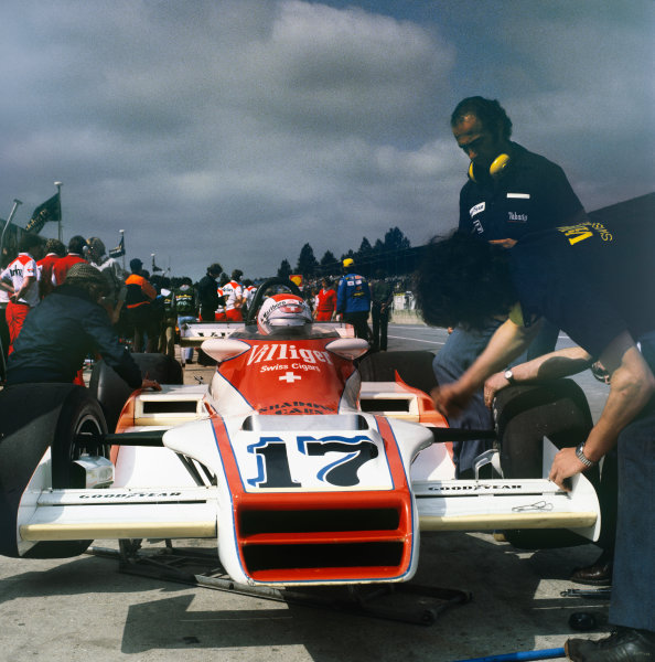 Brands Hatch, England. 14 - 16 July 1978.Clay Regazzoni (Shadow DN9 Ford), retired, action.World Copyright - LAT Photographic