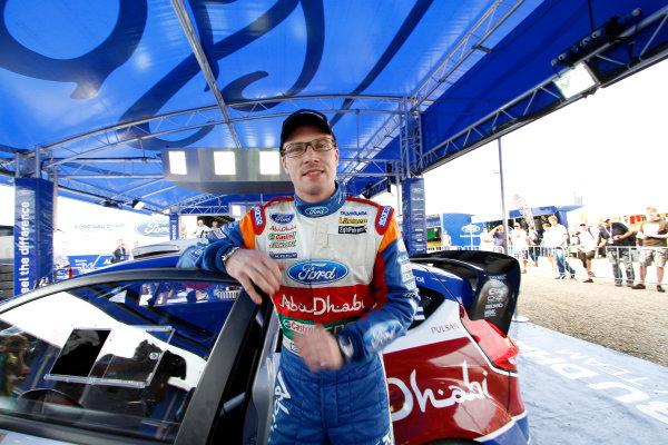 Round 09 - Rally Deutschland 18-21 August 2011.Jari-Matti Latvala, Ford WRC, Portrait.Worldwide Copyright: McKlein/LAT