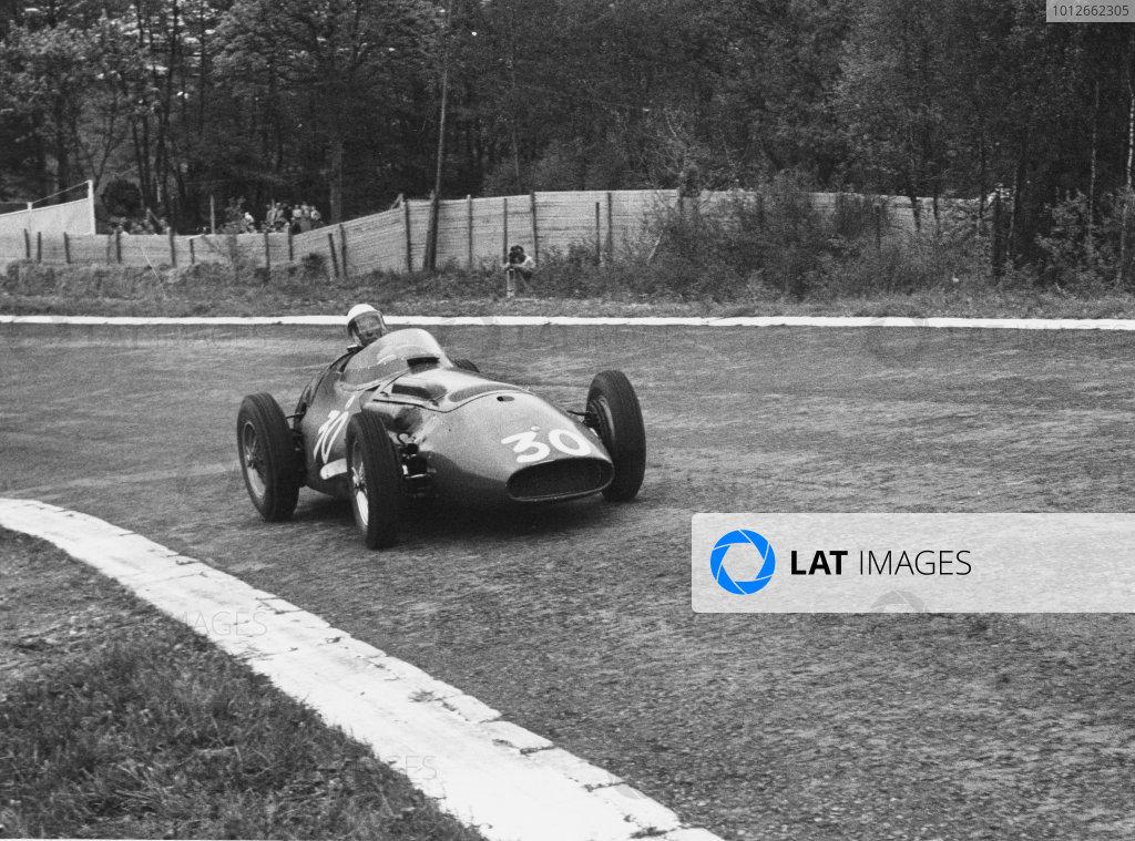 1956 Belgian Grand Prix.