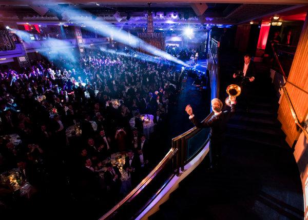 2016 Autosport Awards. Grosvenor House Hotel, Park Lane, London. Sunday 4 December 2016.  Nico Rosberg, Mercedes AMG.    World Copyright: /LAT Photographic. ref: Digital Image MALC8612