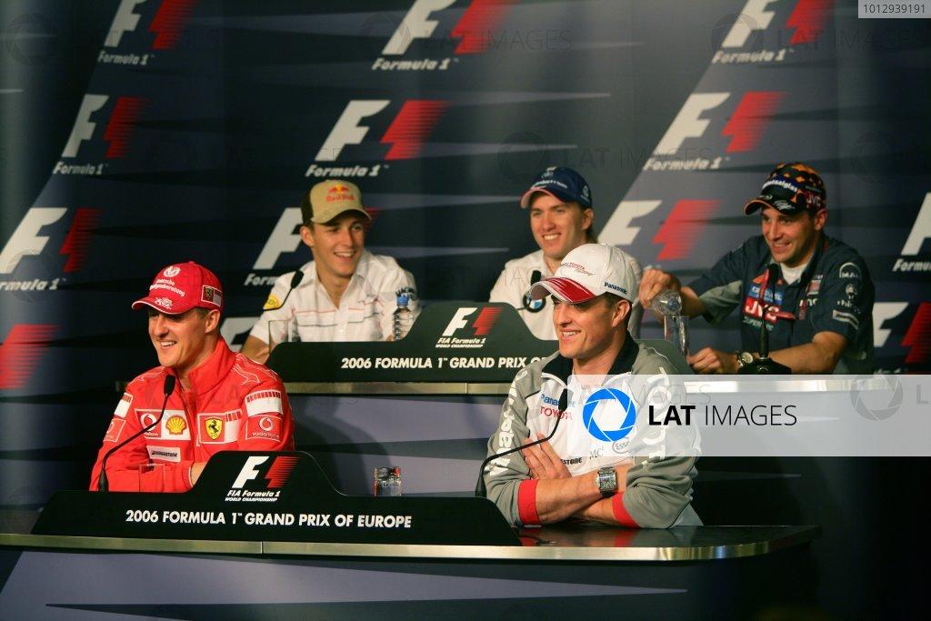 2006 European Grand Prix - Thursday Preview,