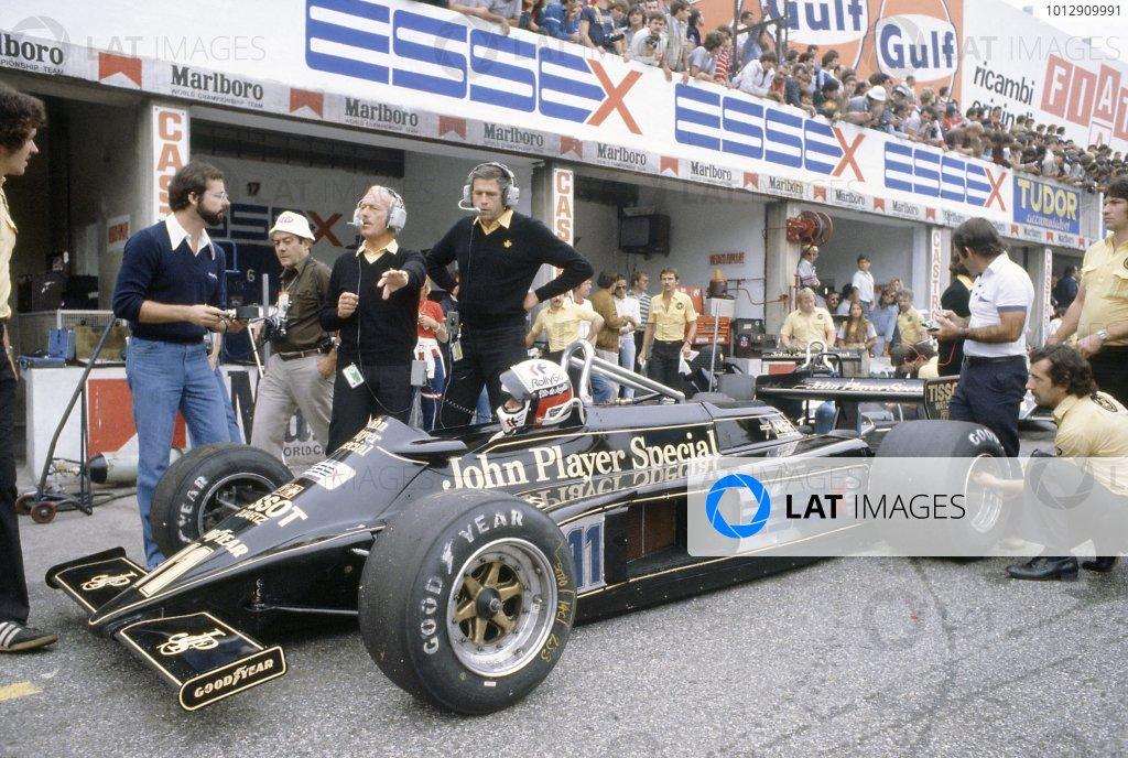1981 Italian Grand Prix