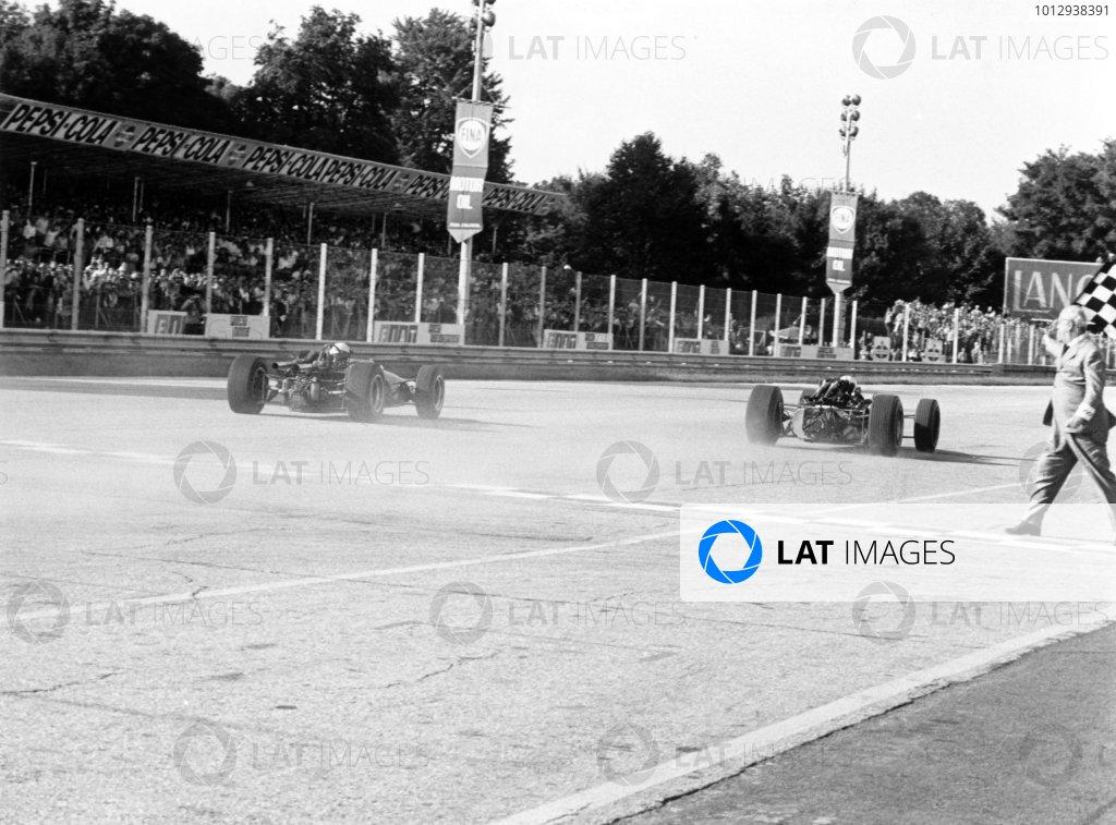 1967 Italian Grand Prix.