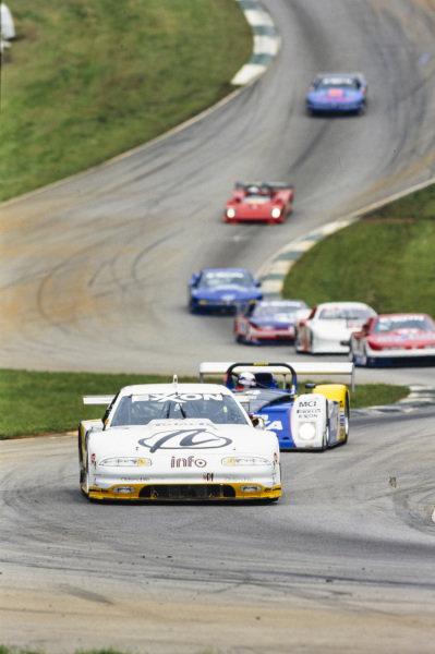 Brian Cunningham / Darin Brassfield / Irv Hoerr, Brix Racing, Oldsmobile Aurora.