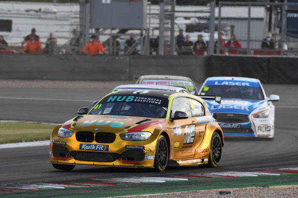 Carl Boardley (GBR) - Team HARD BMW 125i M Sport