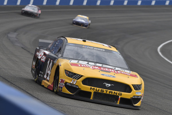 #14: Clint Bowyer, Stewart-Haas Racing, Ford Mustang Rush / HAAS CNC