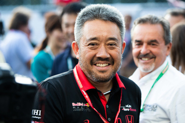 AUTODROMO NAZIONALE MONZA, ITALY - SEPTEMBER 07: YAMAMOTO-SAN during the Monza at Autodromo Nazionale Monza on September 07, 2019 in Autodromo Nazionale Monza, Italy. (Photo by Joe Portlock / LAT Images / FIA F2 Championship)