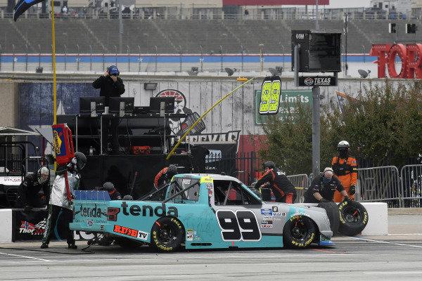 #99: Ben Rhodes, ThorSport Racing, Ford F-150 Tenda Heal