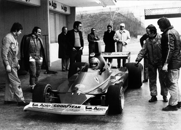 Fiorano Test Track, Italy.
