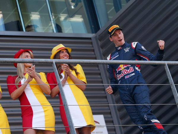 2014 GP3 Series Round 6. Spa-Francorchamps, Spa, Belgium. Sunday 24 August 2014. Alex Lynn (GBR, Carlin)  Photo: Jed Leicester/GP3 Series Media Service. ref: Digital Image _ED_2884