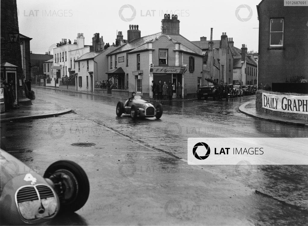 1949 Jersey International Road Race.