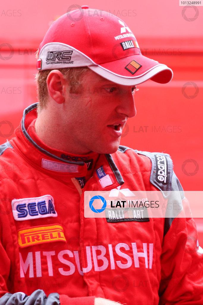2008 British Rally Championship