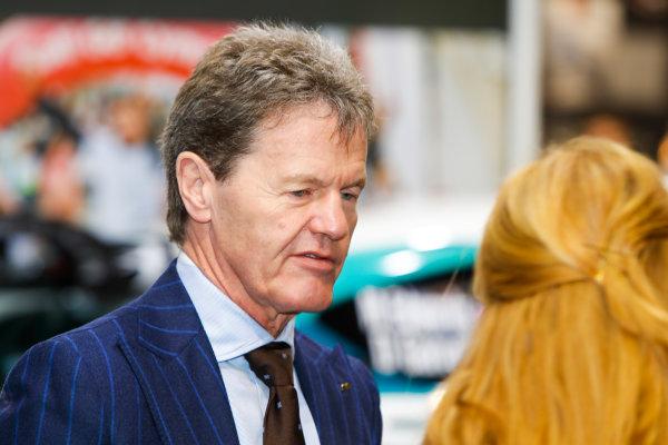 Autosport International Exhibition. National Exhibition Centre, Birmingham, UK. Thursday 11th January 2017. Malcolm Wilson.World Copyright: Joe Portlock/LAT Images Ref: _U9I8230