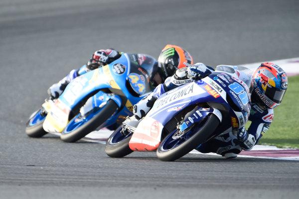 Jorge Martin, Del Conca Gresini Racing Moto3.