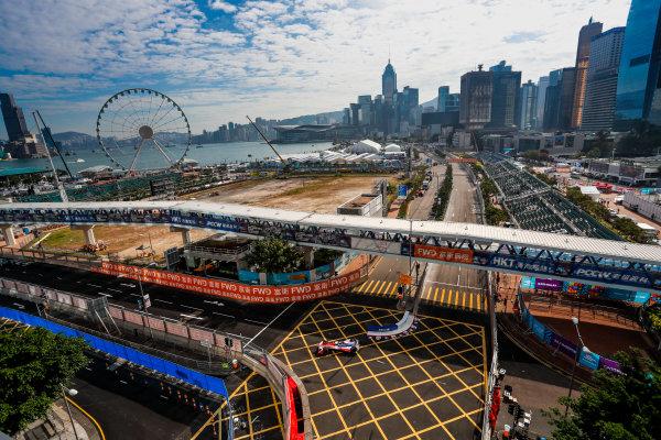 2017/2018 FIA Formula E Championship. Round 1 - Hong Kong, China. Saturday 02 December 2017. Nick Heifeld (GER), Mahindra Racing, Mahindra M4Electro. Photo: Alastair Staley/LAT/Formula E ref: Digital Image _ALS5641