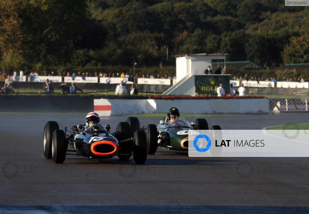 2011 Goodwood Revival Race Meeting