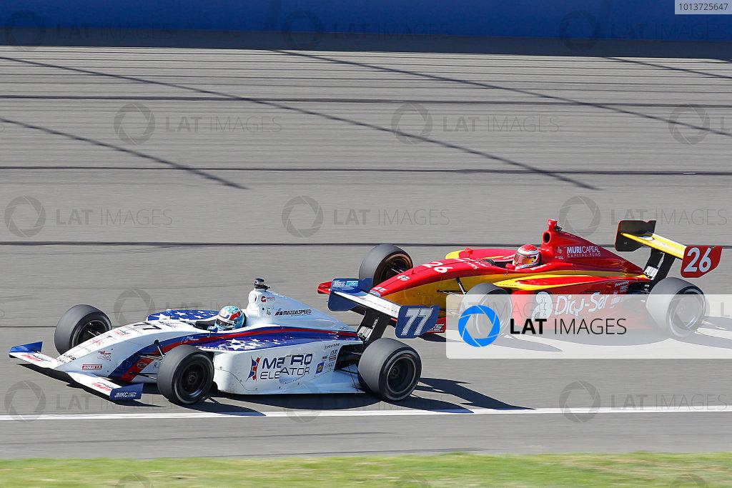 2012 Indy Lights Fontana