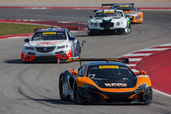 4-6 March, 2016, Austin, Texas USA #13 McLaren, Colin Thompson ?2016, Brian Cleary LAT Photo USA