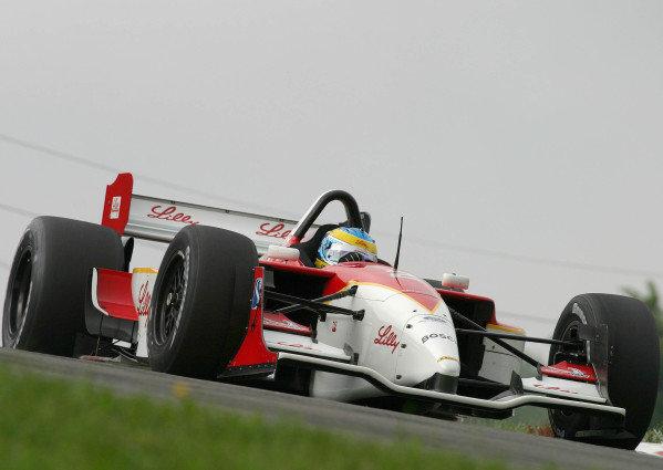 2003 Champ Car Mid Ohio, 10 August, 2003, Lexington, Ohio, USASebastien Bourdais-2003, Michael L. Levitt, USALAT Photographic