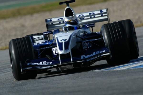 2003 Formula One Testing