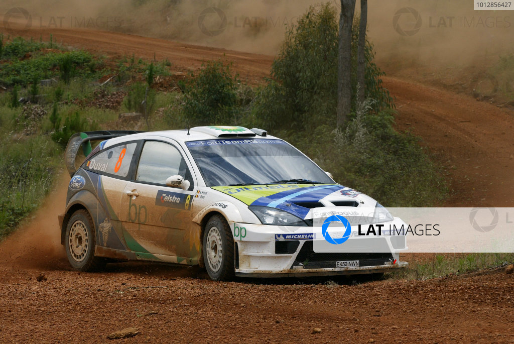 2004 FIA World Rally Champs. Round Sixteen,