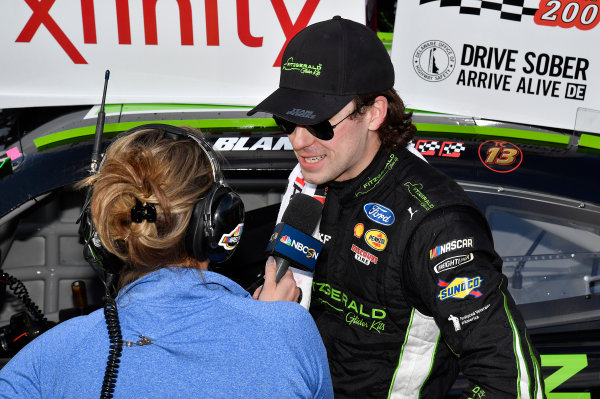 NASCAR XFINITY Series Use Your Melon Drive Sober 200 Dover International Speedway, Dover, DE USA Saturday 30 September 2017 Ryan Blaney, Fitzgerald Ford Mustang wins World Copyright: Rusty Jarrett LAT Images