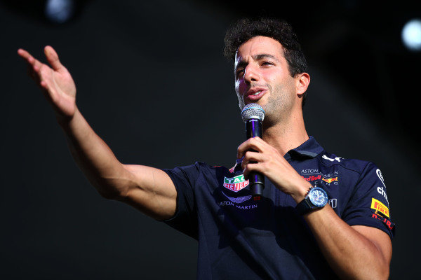 Daniel Ricciardo, Red Bull-Renault
