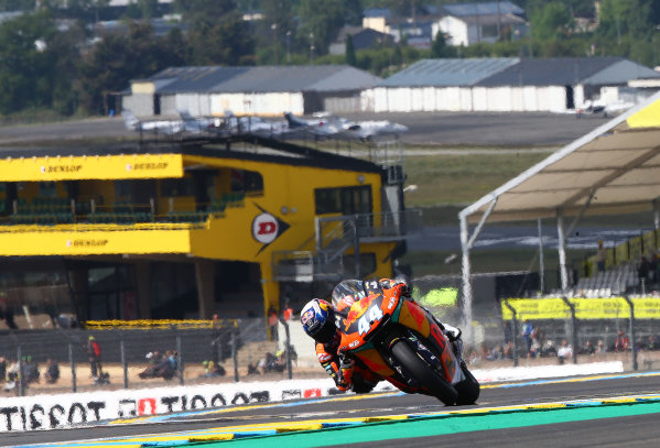 2017 Moto2 Championship - Round 5 Le Mans, France Friday 19 May 2017 Miguel Oliveira, Red Bull KTM Ajo World Copyright: Gold & Goose Photography/LAT Images ref: Digital Image 670547