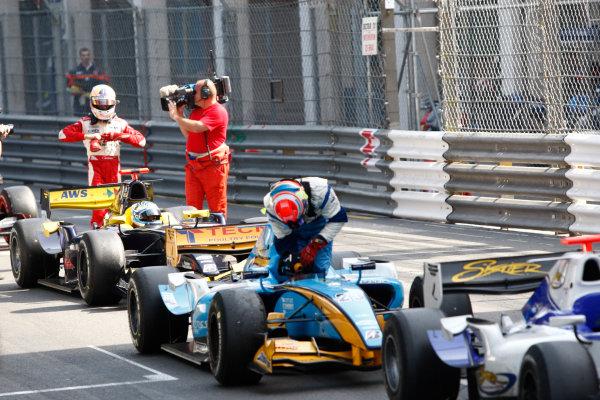 Saturday Race. 23rd May 2009. Pastor Maldonado (VEN, ART Grand Prix). World Copyright: Andrew Ferraro / GP2 Series Media Service.Ref: _H0Y0235 jpg