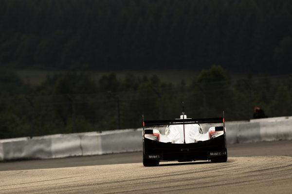 2017 World Endurance Championship, Nurburgring, Germany. 14th-16th July 2017 #1 Porsche LMP Team Porsche 919 Hybrid: Neel Jani, Andre Lotterer, Nick Tandy  World JEP/LAT Images