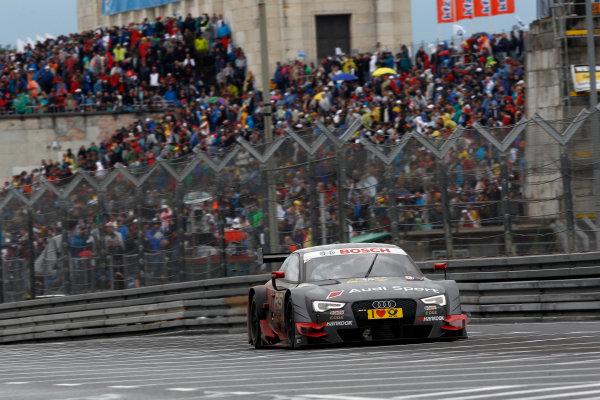 2014 DTM Championship Round 4 - Norisring, Germany 27th - 29th June 2014  Edoardo Mortara (ITA) Audi Sport Team Abt Audi RS 5 DTM World Copyright: XPB Images / LAT Photographic  ref: Digital Image 3190577_HiRes